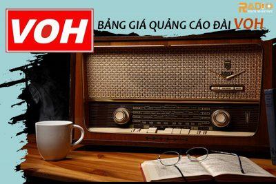 quảng cáo đài VOH