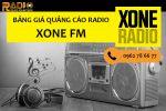 Bảng giá quảng cáo Xone FM